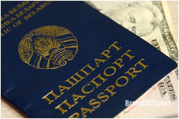 Отменяется покупка валюты по паспорту