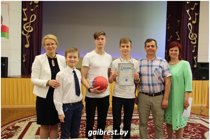 Олимпиада по ПДД в Бресте среди школьников
