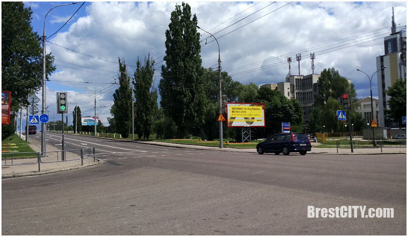 Пешеходный переход снова открыт