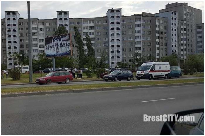 Мужчине стало плохо и он умер в Бресте на ул.Октябрьской революции