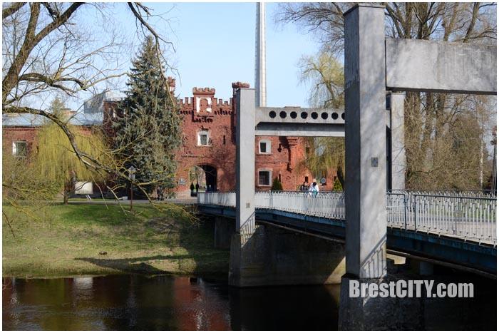 Брестская крепость весной. Фото BrestCITY.com