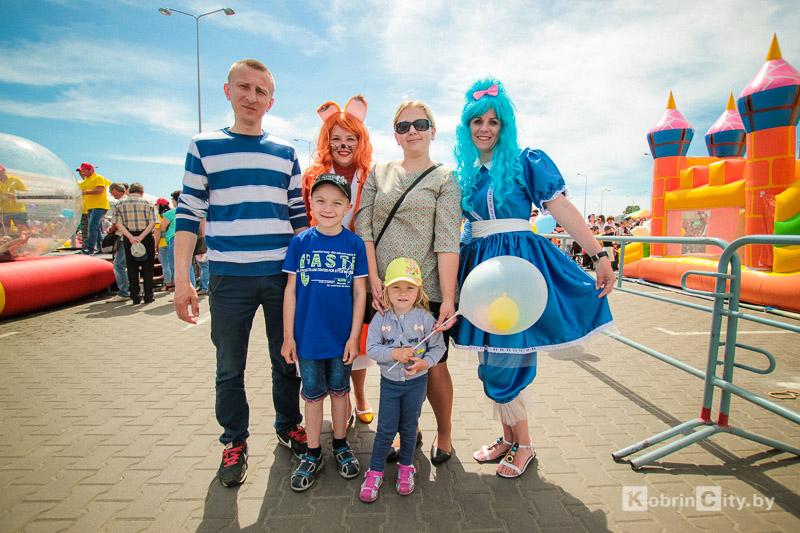 Праздник игры и игрушки Полесье 2017. Кобрин