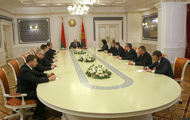 Президент назначил новых руководителей