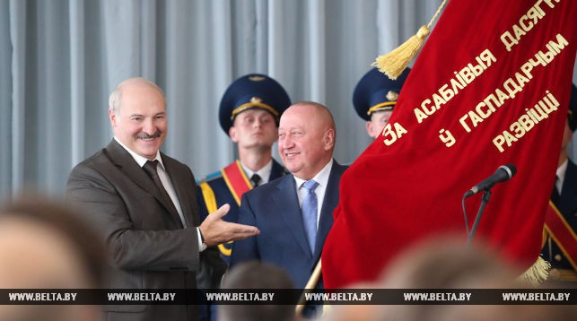 Президент на Савушкине