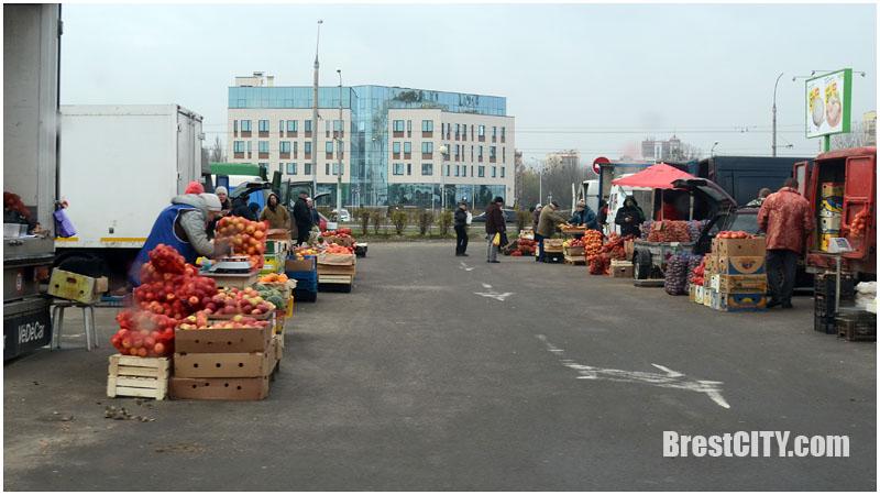 Торговля на улице