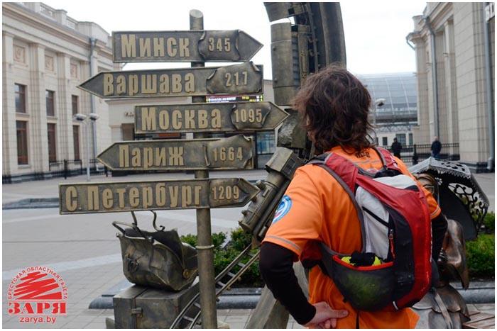 Кирилл Фронюк в Бресте
