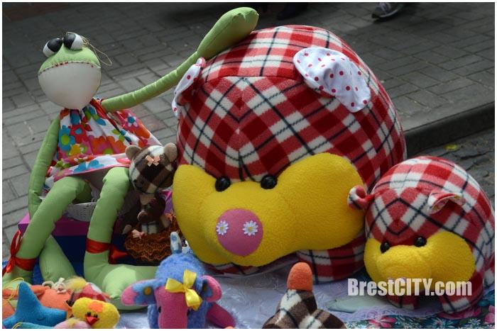 Ремесленники Бреста. Первомай. Фото BrestCITY.com