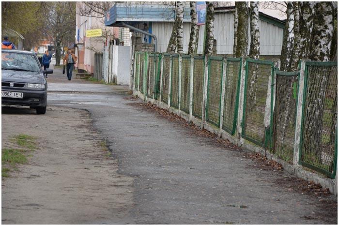 Ремонт улицы Янки Купалы