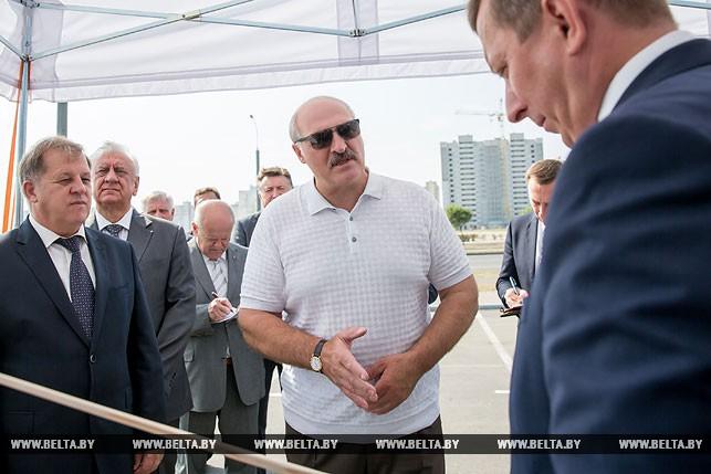 Рогачук рассказал о строительстве в Бресте