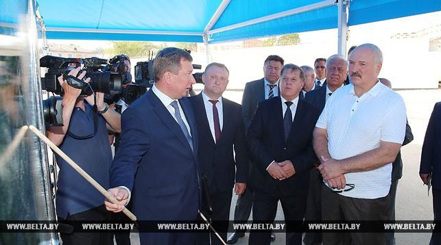 Рогачу и Лукашенко