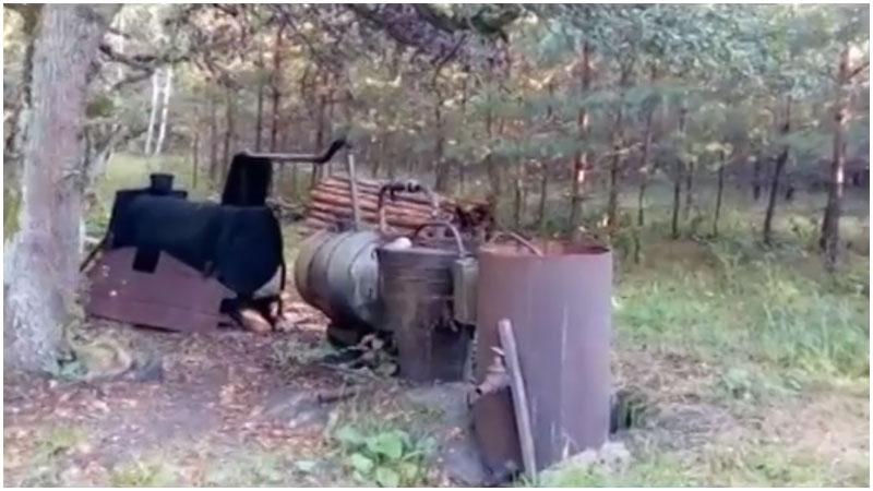 Мини завод по производству самогона