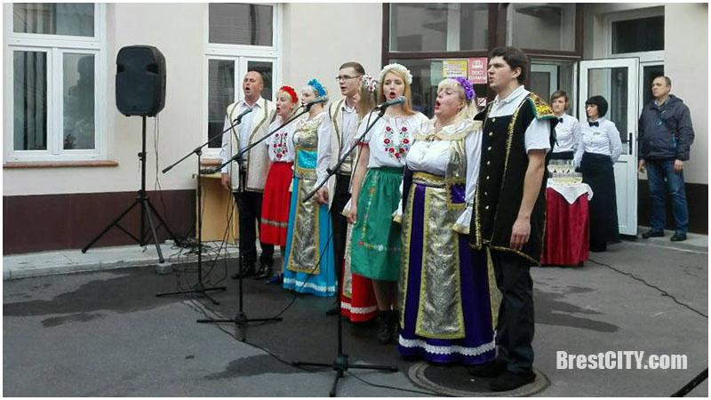 Почетное консульство Словакии в Бресте