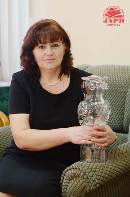 Брестчанка Нина Федчук
