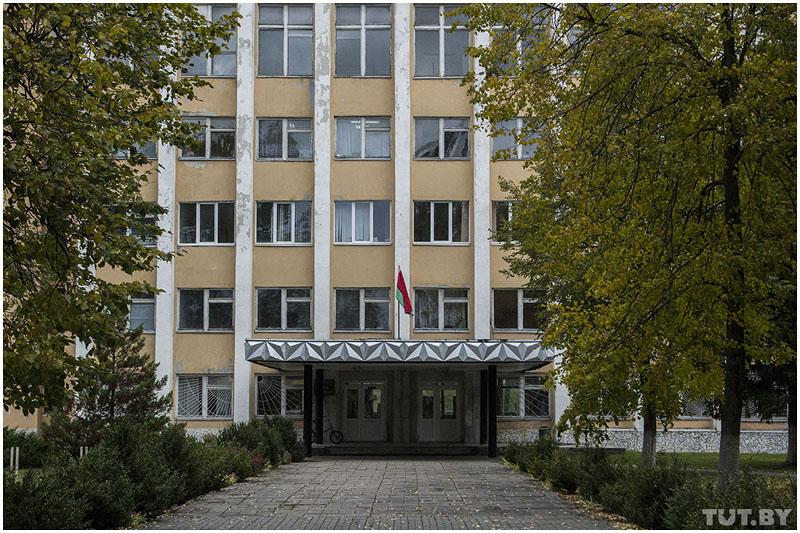 Здание суда в Пинске