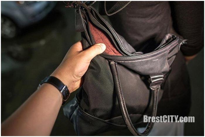 Кража сумки