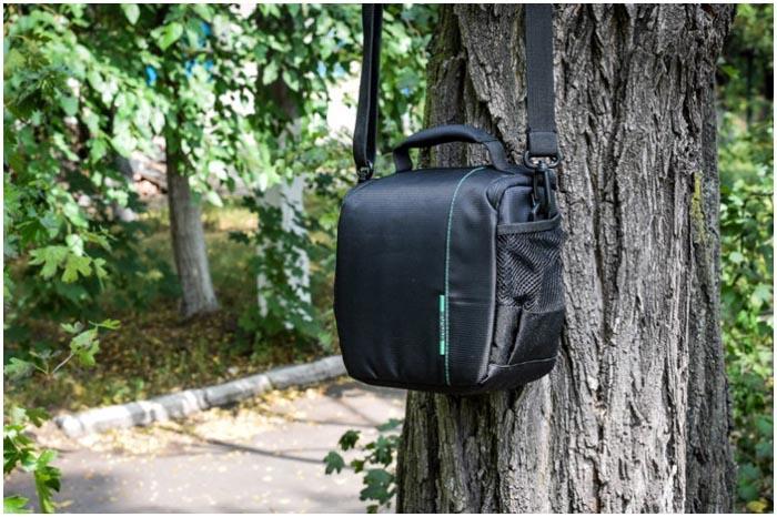 Рюкзак с фотоаппаратом