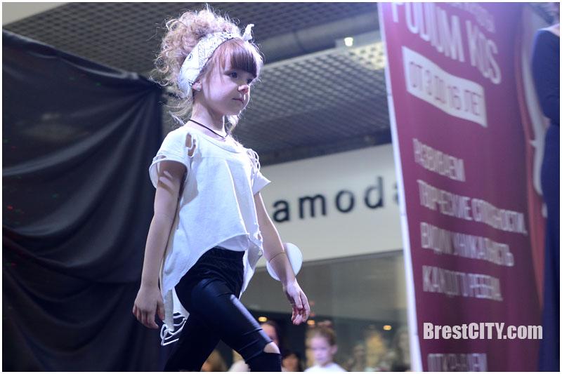 Фоторепортаж. Конкурс «Супер Модель 2017» прошел в Бресте