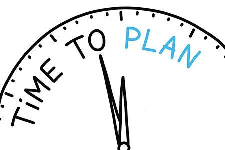 Время планировать
