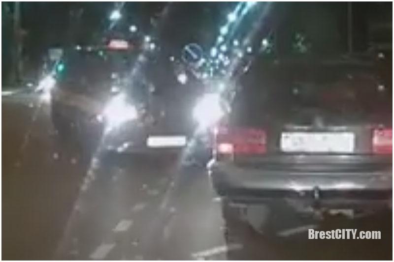 Таксист-торопыга