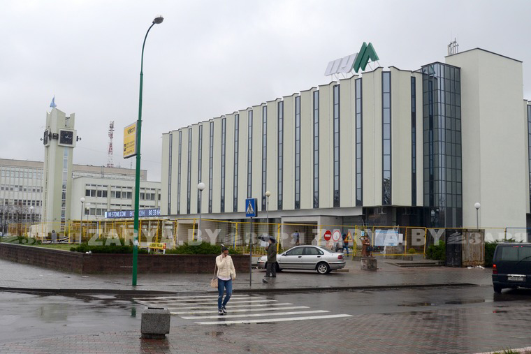 Новый ЦУМ в Бресте
