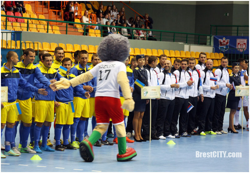 Таможенный турнир в Бресте