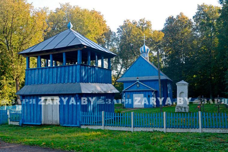 Валуны в Березовском районе