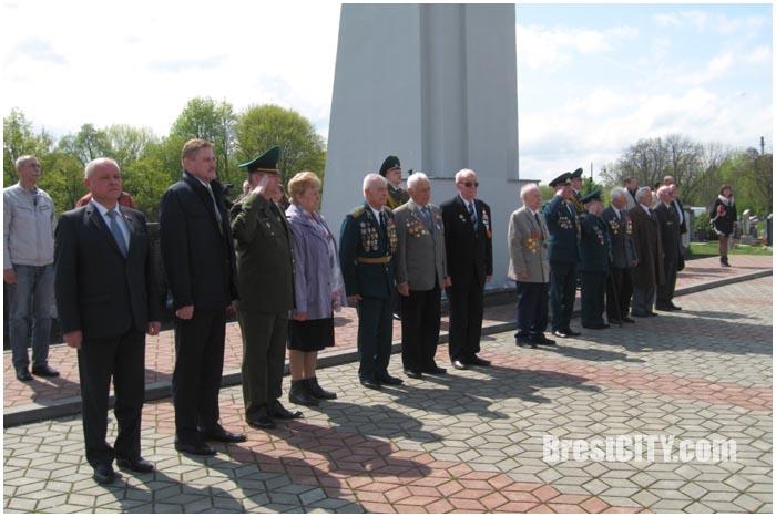 Ветераны Ленинского района Бреста