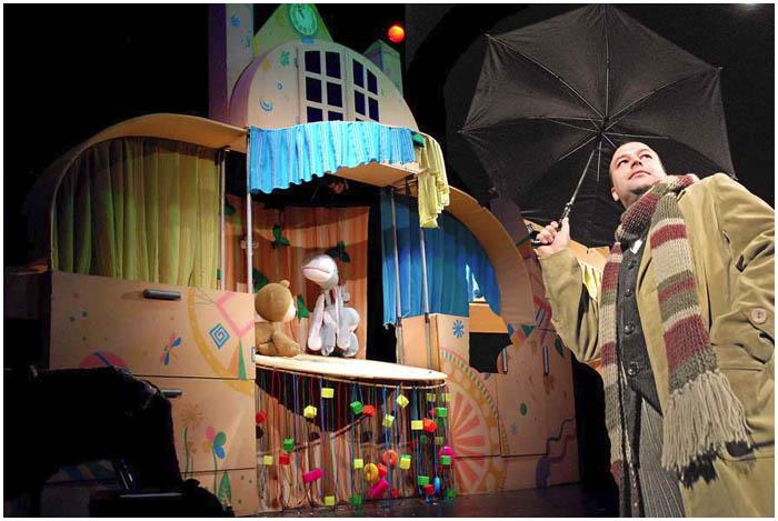 Винни-Пух. Кукольный театр