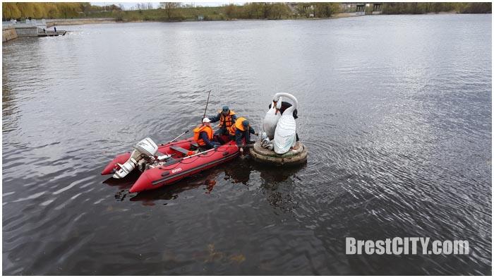 Акция БРСМ Чистый водоем
