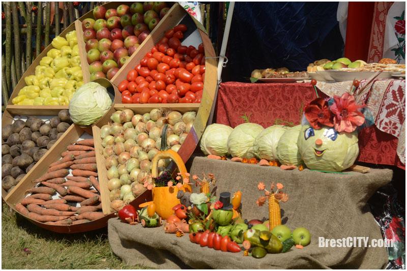 Яблочный фестиваль в Вистычах