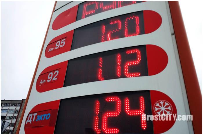 В Республики Беларусь 2-ой замесяц повысили цены набензин