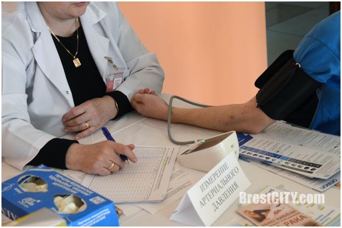Акция Здоровый город в микрорайоне Ковалево Бреста