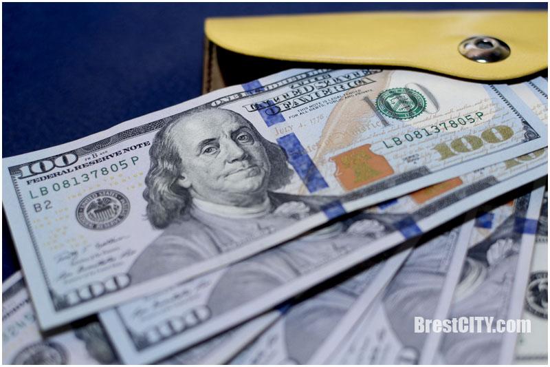 Кур доллара в Беларуси