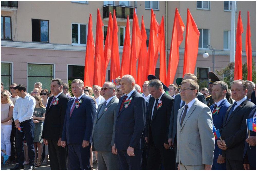 Авторитет Беларуссии бесспорно признан намеждународной арене— Лукашенко