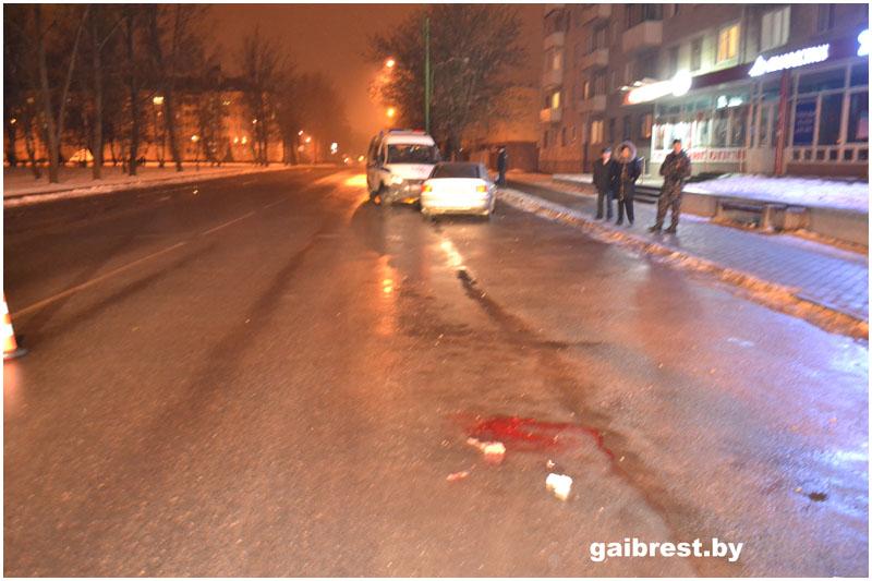 На ул.Жукова 81-летний водитель совершил наезд на пешехода. Женщина в реанимации