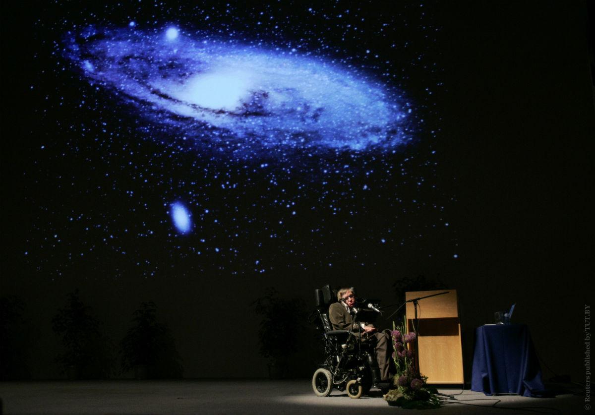 Стивен Хокинг хотел поместить на свой надгробный камень формулу. Что она значит?