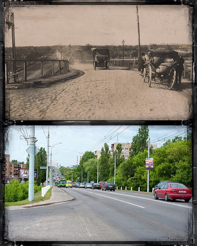 Кобринский мост в Бресте: прошлое - настоящее