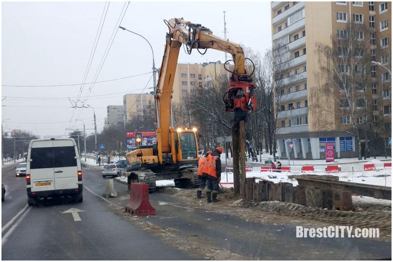 Причин для тревоги нет: заключение БелдорНИИ по ситуации на Кобринском путепроводе