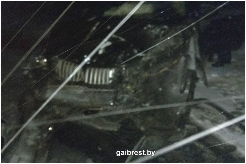 Смертельное ДТП в Ляховичском районе: возбуждено уголовное дело