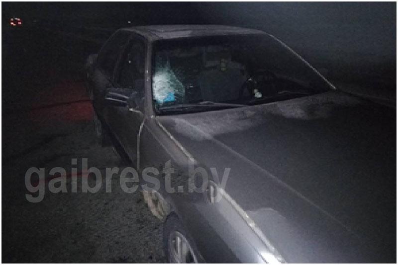 Ночью в Малоритском районе под колесами Audi погибла женщина-пешеход