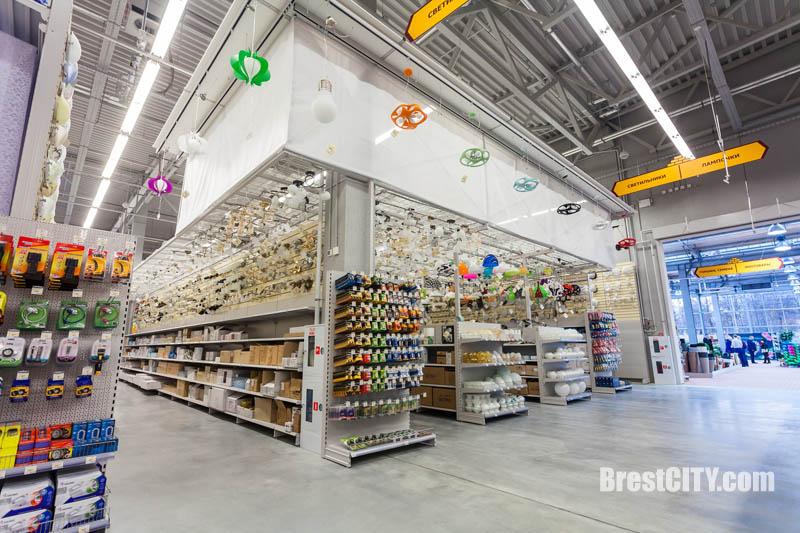 """""""Материк"""" в Бресте станет самым крупным в стране строительным гипермаркетом"""