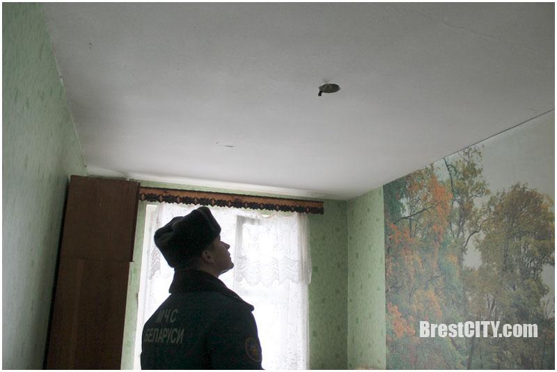 "Сотрудники МЧС провели в Бресте рейд по ""проблемным"" квартирам"