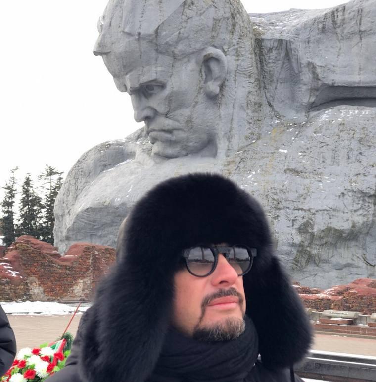 Стас Михайлов в Бресте устроил аншлаг и продолжительный выход на бис