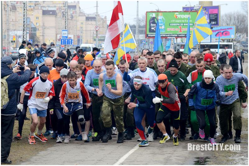 ХXX легкоатлетический пробег «Память» собрал около 400 участников