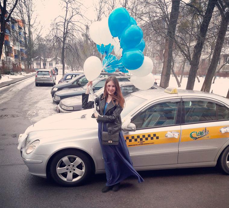 Брестчанки рассказали о непростой работе водителями такси