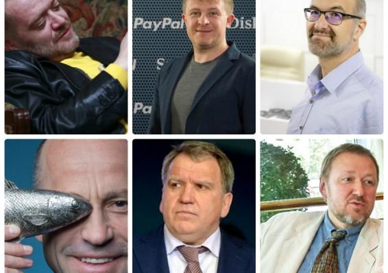 Александр Мошенский возглавил топ-25 выдающихся бизнесменов Беларуси