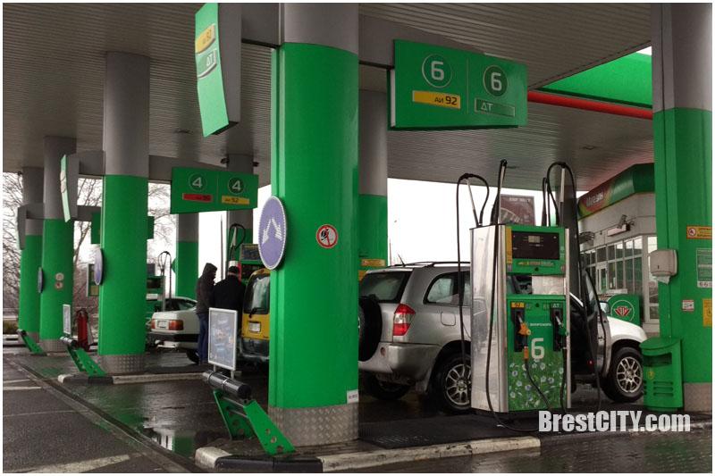 Пятнадцатый раз загод: в Беларуссии снова дорожает бензин!