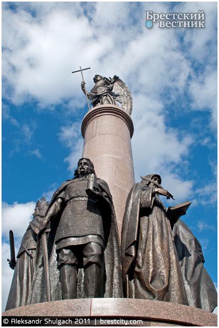 Памятник тысячелетию города Бреста