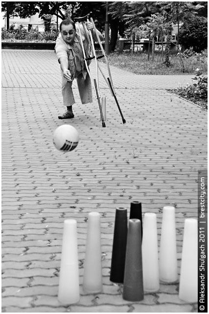 Городской День инвалидов в Бресте