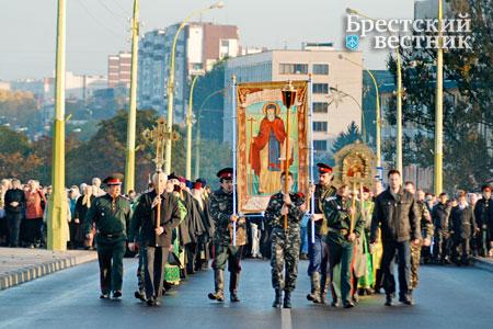 Брест. Крестный ход 2010